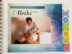 Guide imposition des mains Reiki